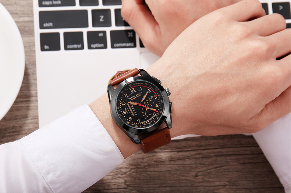 Νέο εξαιρετικά λεπτό ρολόι - Ανδρικά ρολόγια - Φωτογραφία 5