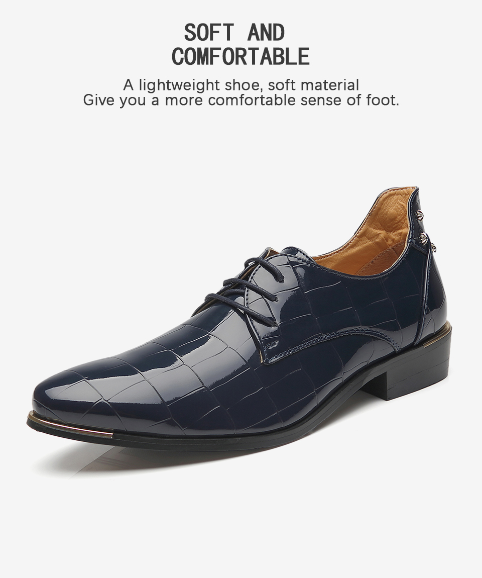 243d350c7d7 Detail Feedback Questions about New Men Formal Shoes Leather Oxford ...