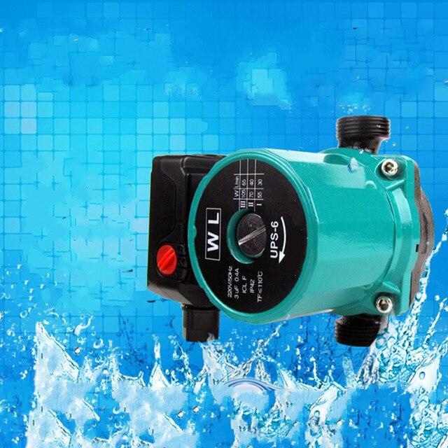 Heizung warmwasser zirkulationspumpe zum aufwärmen der ultra leise ...