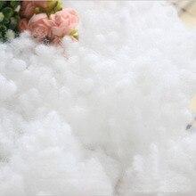 Yüksek Kaliteli Ince Fiber İnci PP Pamuk Dolgu Diy Oyuncaklar Için Yumuşak Çevre Dostu Ev Tekstili Yastıklar Dolgu Malzemesi 100...