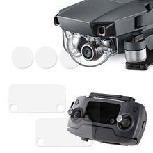 9 H Жесткий Пульт дистанционного управления Экран Протектор/Пленка для DJI Mavic Pro + Len Камеры Протектор/Пленка для Mavic Pro