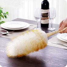 2018 Hot Sale Practical Dust Cleaner Cleaning Brush Classic Dusters Without Electrostatic Wool Duster High Quality Kitchen Tool