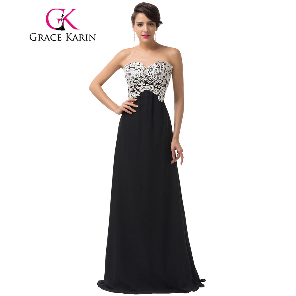 Online Get Cheap Black Lace Evening Gown -Aliexpress.com | Alibaba ...