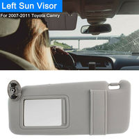 Front Left Driver Side Sun Visor Sunvisor For Toyota Camry 2007 to 2011 Accessories