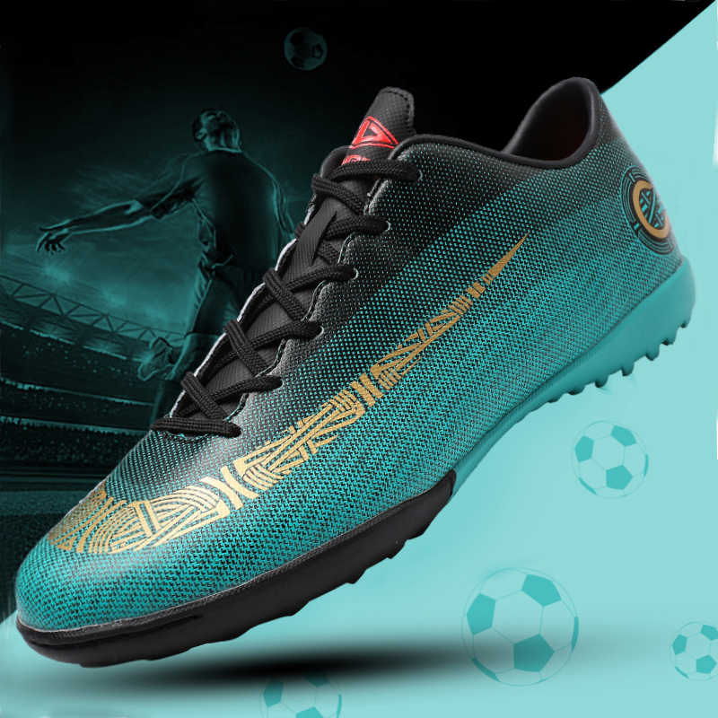 0472d105a Indoor Futsal Soccer Boots Sneakers Men Cheap Soccer Cleats Original  Football with Sports for Women