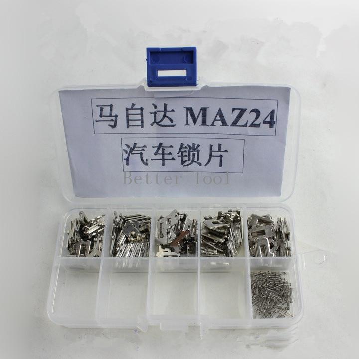 Mazda Car Lock Repair Kit Accessories Car Lock Reed Lock Plate For Mazda Locksmith Tools For Car Supply