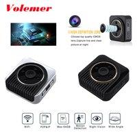 Volemer H5 Mini Camera With Wifi IP HD 720P Night Vision Micro Camera Mini DV Video