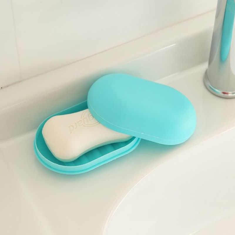 1 個ラウンドボックス浴槽ベビーバスの漫画スポンジ新生児幼児お風呂ベビーケアおもちゃ折りたたみ安全浴槽