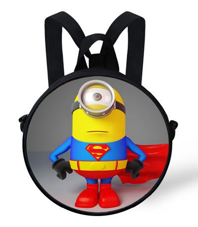 Unique Style Despicable Me Minion Backpacks
