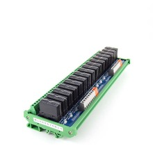 16-way relay module H1CA024V 5-pin industrial grade PLC drive control board, original Fujitsu board