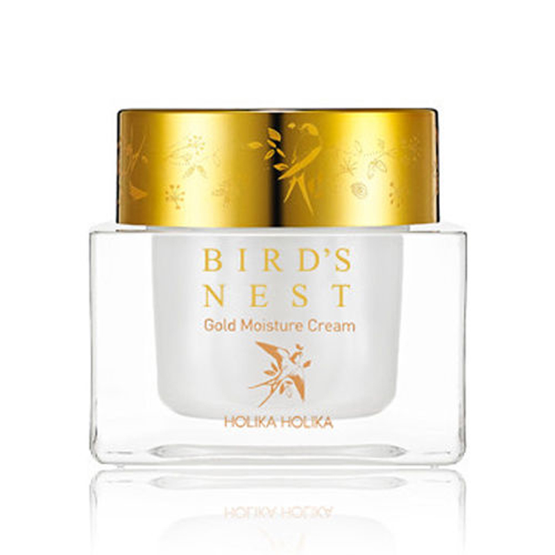 HOLIKA HOLIKA Prime Youth Bird's Nest Moisture Cream 55ml Anti Wrinkle Face Cream Lifting Firming Whitening Wrinkle Care holika holika prime youth black snail repair hydro gel mask 25 г