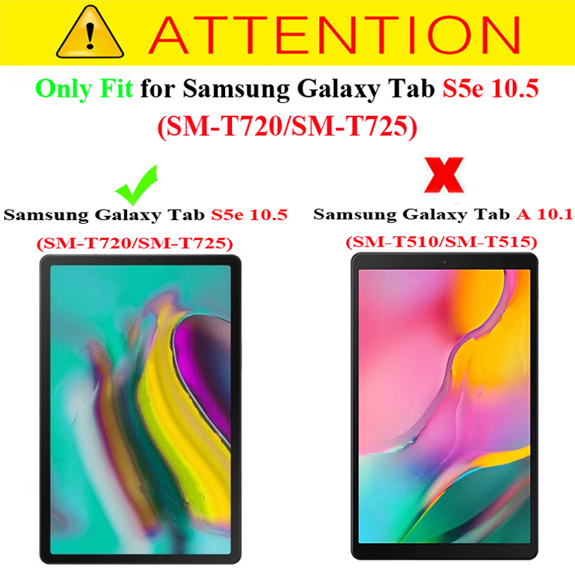 Case for Samsung Galaxy Tab S5E 10 5 2019 SM T720 SM T725 10 5 quot Smart Magnet Funda Cover for Samsung Galaxy TAB S5E 10 5 Case in Tablets amp e Books Case from Computer amp Office