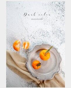 Image 3 - Lebensechte Zement Textur Fotografie Hintergrund Für Lebensmittel Obst Make Up Werkzeuge Foto Studio Tabletop Schießen Hintergrund Zubehör