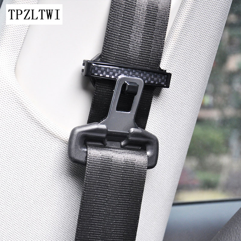 TPZLTWI For Nissan Qashqai Almera Juke Tiida Note Primera Skyline Pathfinder Navara X-trail Patrol Sentra Car Seat Belt Buckle