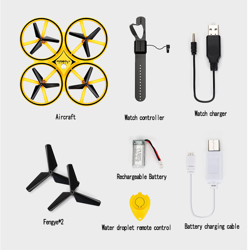 Image 4 - Cool four axis Fpv Drones x pro 4kprofissional Intelligent Suspension RC Induction Aircraft Drone Quadcopter Toys For Children-in RC Helicopters from Toys & Hobbies