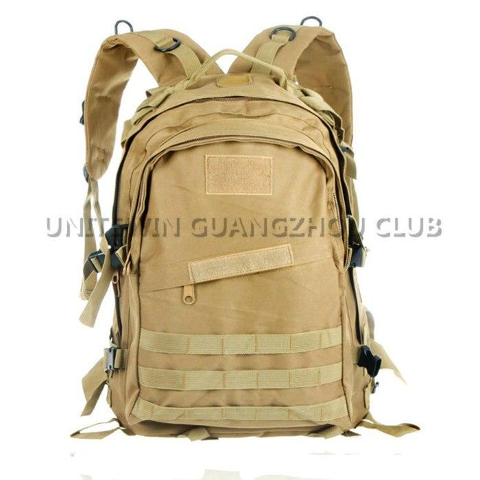 Airsoft Style militaire 3 jours MOLLE grand sac à dos de Transport tactique hommes voyage sac à dos sac à dos de jour