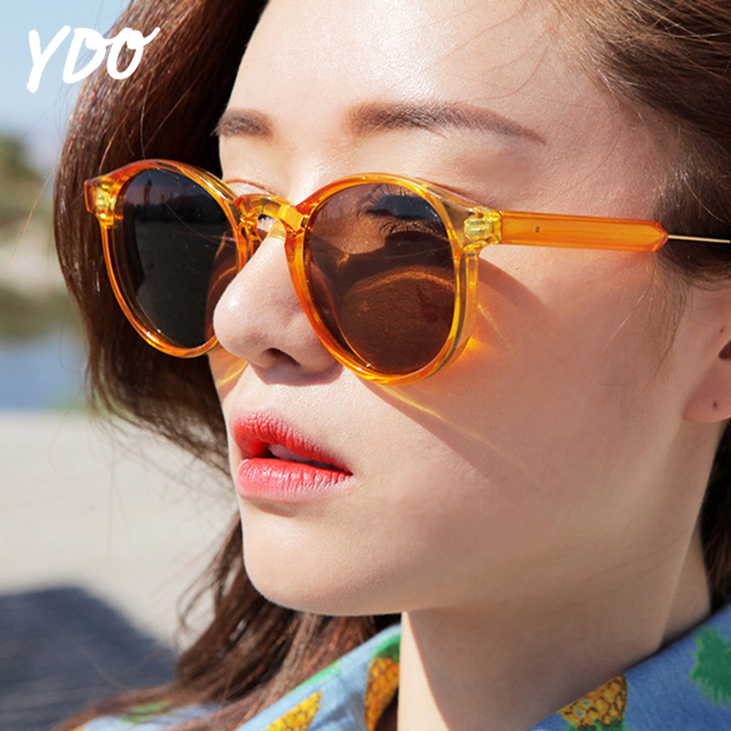 YDO Fashion Women Sunglasses 2018 Luxury Brand Designer Tortoise - Accesorios para la ropa