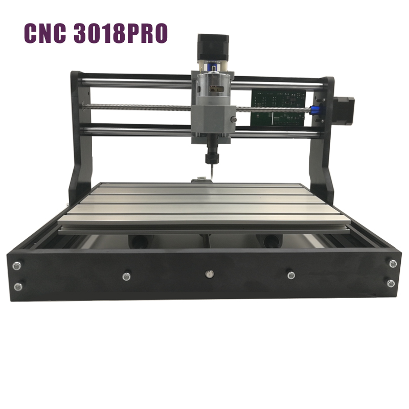 CNC 3018 PRO graveur Laser bois CNC routeur Machine GRBL ER11 passe-temps gravure Machine pour bois PCB PVC Mini CNC 3018 graveur
