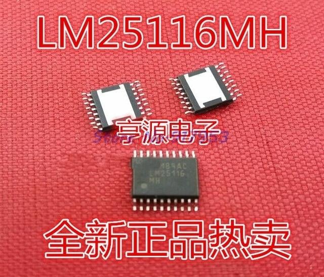 1pcs/lot LM25116 LM25116MH TSSOP-20 In Stock