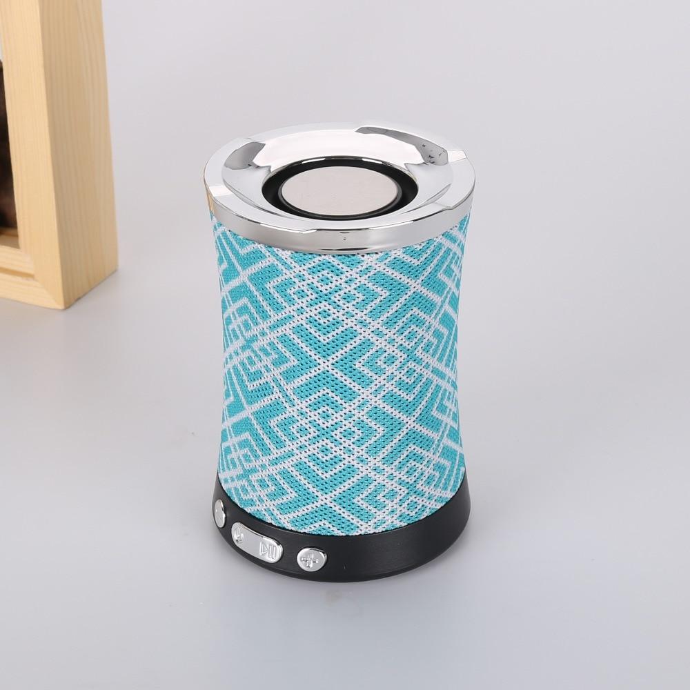 Bass Bluetooth Speaker Wireless Handsfree Loudspeaker Speaker With TF USB Sound Box For Mobile Phone