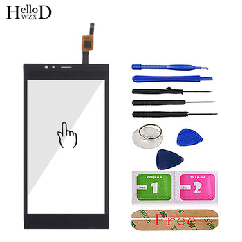 5'' Mobile Touch Screen Touchscreen For Highscreen Pure Power Touch Screen Digitizer Panel Sensor Front Glass Tools Adhesive 5 0 touch screen for vertex impress luck touch screen digitizer panel front glass sensor tools protecotr film adhesive