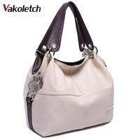 2018 Fashion Designer Women Handbag Female PU Leather Bags Handbags Ladies Brand Shoulder Bag Office Ladies
