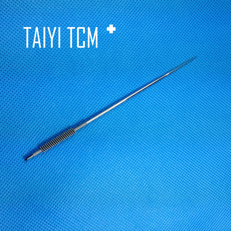 ФОТО Handmade needle small needle trigonous needle
