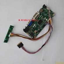 Kit For M101NWT2 R4 1024X600 LED LCD Controller board Screen Monitor 40pin LVDS DVI Panel Audio card DIY 10.1″HDMI VGA