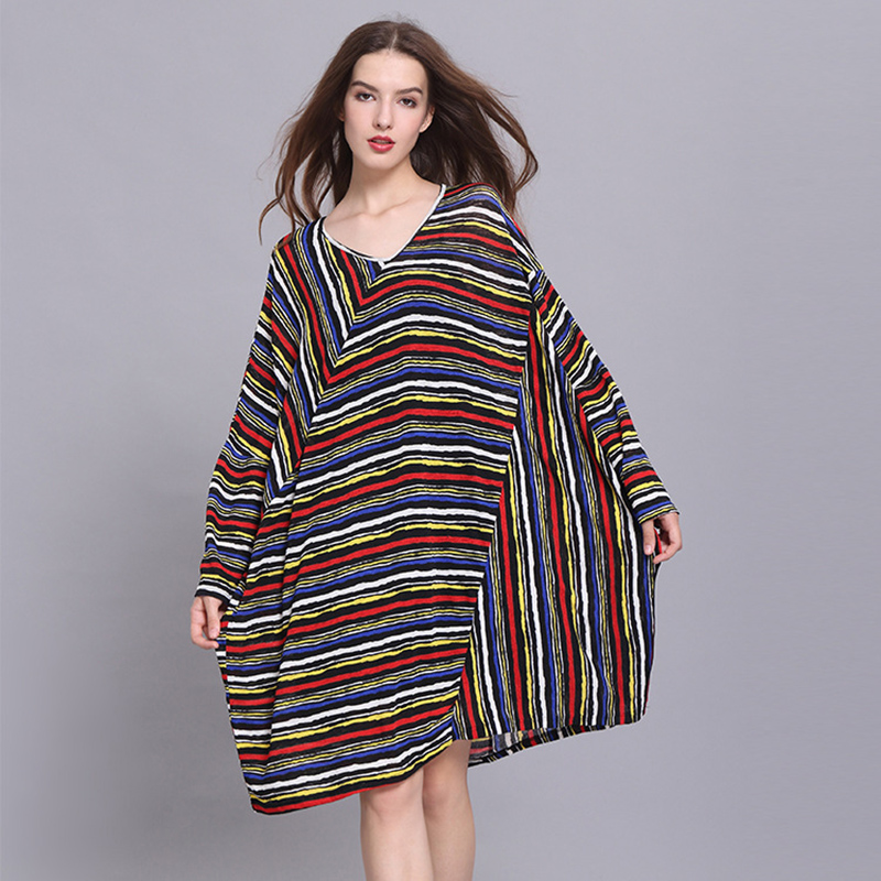 Fashion Dresses Sweater Knitted 2017 Women Runway Plus Size Vintage Party Club Autumn Ladies Fall Unif Cape Dresses Knitwear