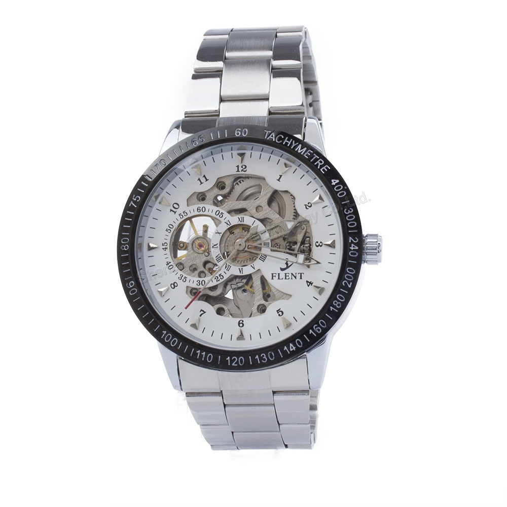 Men skeleton watches Water Resistant Automatic Self-winding Japan Movment Stainless Steel WatchMen skeleton watches Water Resistant Automatic Self-winding Japan Movment Stainless Steel Watch