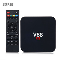 SIFREE Original V88 X96 T6 Smart TV Box Anroid 6 0 5 1 Smart Set Top