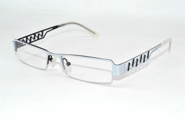 Púrpura multi-capa de recubrimiento Señora temperamento de Metal Óptico Prescription miopía gafas de marco de la Llanta por encargo Photochrmic-1 to-6