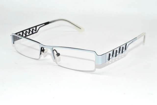 Roxo multi-camada de revestimento Senhora temperamento óculos de Aro de Metal Óptica quadro custom made Prescrição miopia Photochrmic-1 to-6