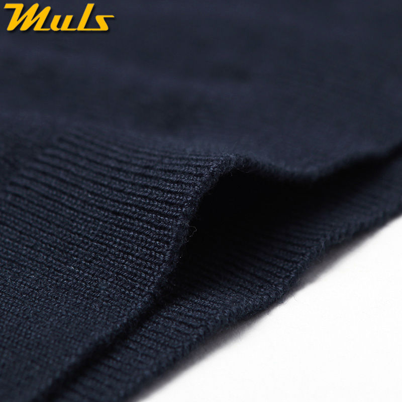 Image 5 - 8 видов цветов мужские свитера polo, простой стиль, Хлопковые  вязаные пуловеры с длинным рукавом, большой размер 3XL 4XL, весенне  осенние свитера MS16005sweater womensweater scarfsweater skirt -