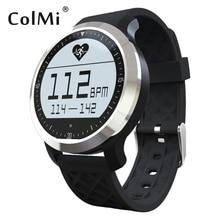 Colmi f69 deporte impermeable reloj inteligente ip68 modo de monitor de ritmo cardíaco para apple iphone samsung teléfono bluetooth reloj