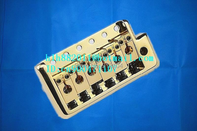 free shipping new electric guitar bridge in gold made in Korea  L9 свеча ароматизированная sima land яблоко цвет белый зеленый высота 10 см 849589