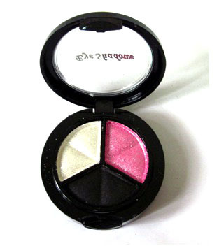 6pcs/Set Powedr shining eye shadow Women  make up Cosmetic  eye beauty