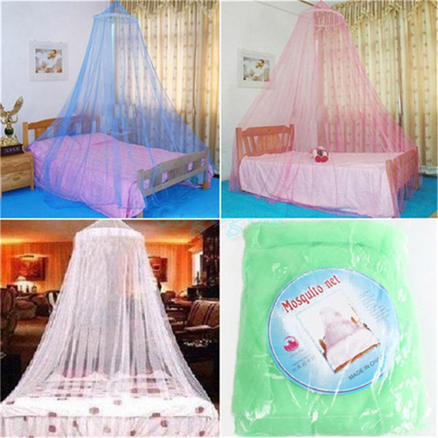Explosion Models Factory Direct Moustiquaire Dome Lace Hanging Mosquito Nets Classical Palace Mosquito Nets Free Shipping N643