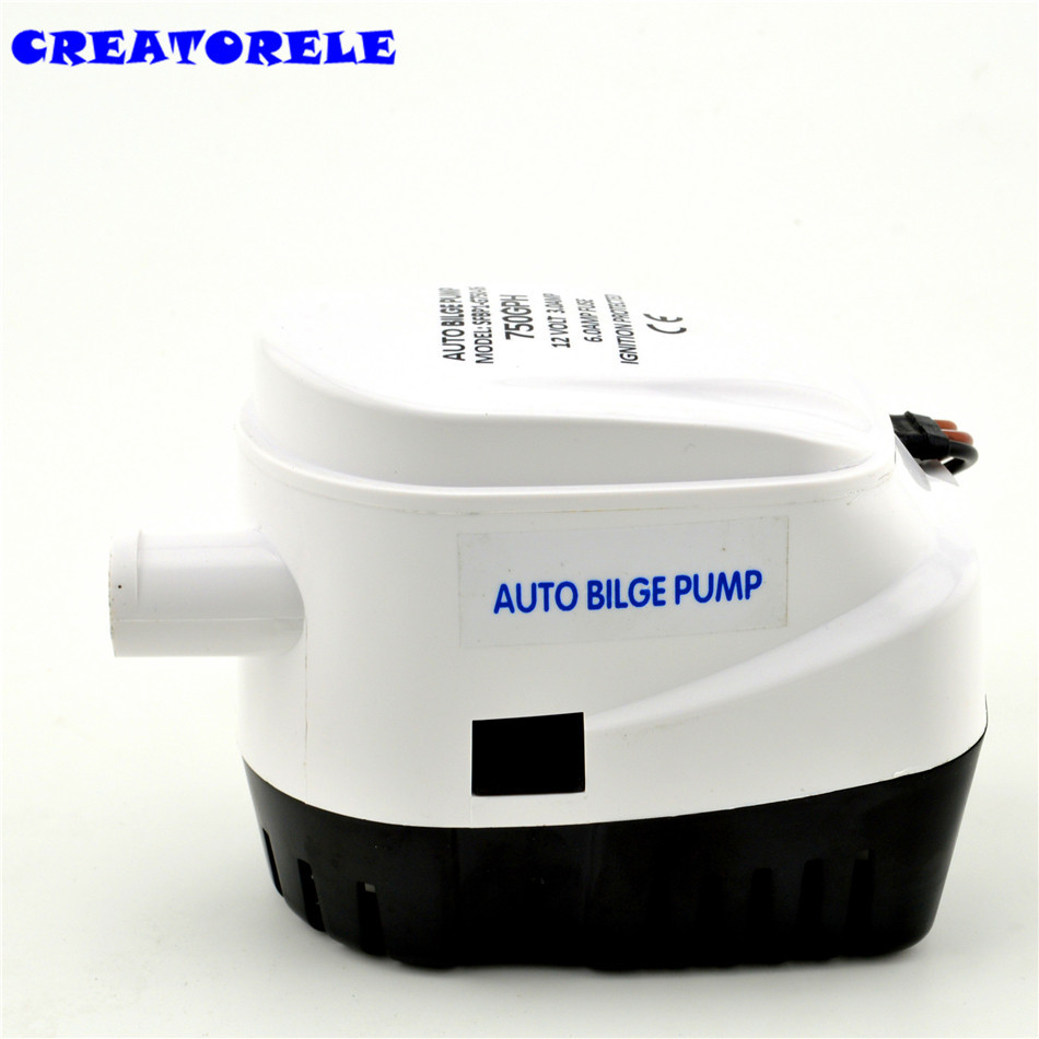 Automatic 750gph 12v Bilge Pump For S Rule From China Factory Wiring Diagram On A To Transfer In Pumps Home Improvement Alibaba Group