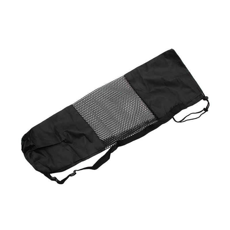 מתכוונן רצועת ניילון מזרן שקית רשת עבור יוגה כושר כושר תרגיל ספורט