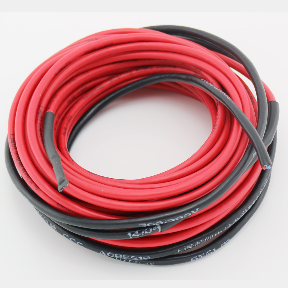 3150W 170M Twin Conductor Floor Heating Cable System For  Indoor Wooden And Tile Floor, Wholesale-HC3150D