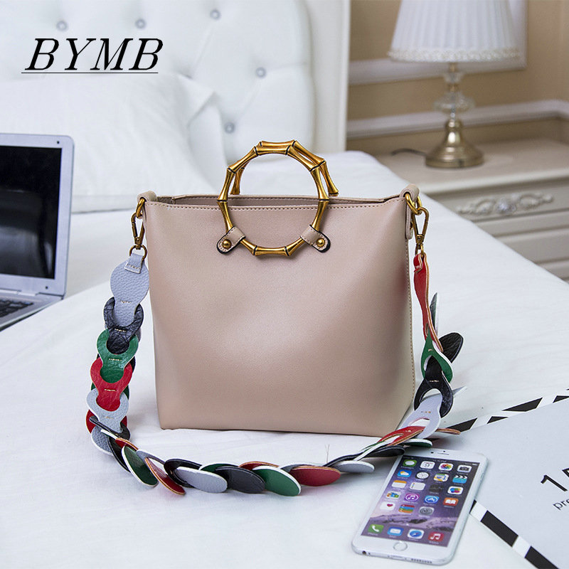 Brand 2017 Fashion Women Handbag Genuine Leather Women Bag Soft  Shoulder Bag Large Capacity Casual Tote 2017 esufeir brand genuine leather women handbag fashion shoulder bag solid cowhide composite bag large capacity casual tote bag