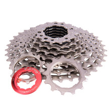 цены на ZTTO 9 s 27 s Speed 11-36T Freewheel Cassette MTB Mountain Bike Bicycle Parts for Shimano M370 M430 M4000 M590 M3000  в интернет-магазинах
