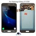 Для Samsung Galaxy J3 (2016) J320A J320F J320M ЖК-Дисплей с Сенсорным Экраном с Дигитайзер Ассамблеи + Инструменты Для Ремонта, бесплатная доставка