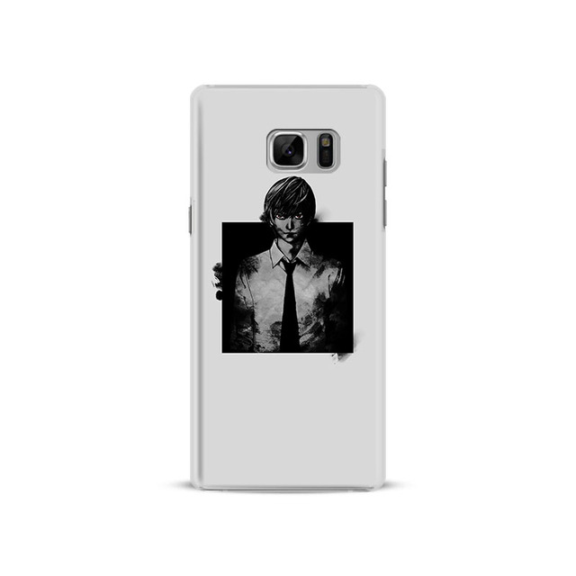 Death Note Phone Case Shell Cover For Samsung