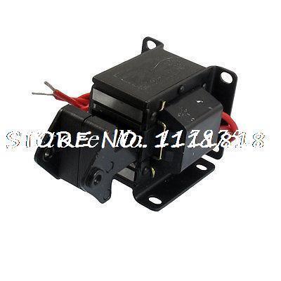 цена на Circuit Control AC 220V Tractive Solenoid Electromagnet Ouddc