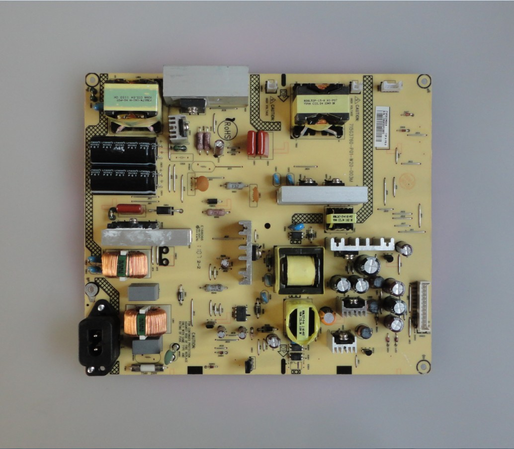 ФОТО Free Shipping Original 100%!!    LCD-42CA828 power supply board, 715G3760-P01-W20-003M