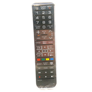 цена на New Remote Control BN59-01054A For Samsung 3D HD Smart TV With 3D button Backlit BN5901054AControle