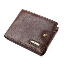 new 207 men wallets Coin purse mens wallet male money purses Soft Card Case New classic soild pattern designer wallet