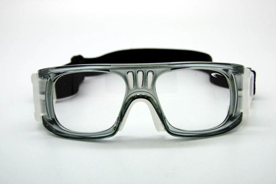 Basketbalbril voor heren, damesbril met doorzichtige lens, - Team sporten - Foto 5